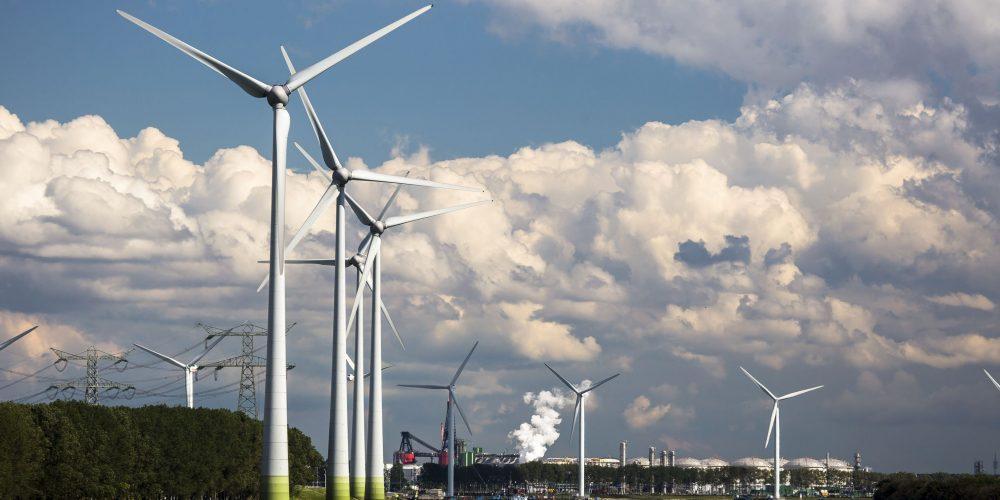 Rotterdam windfarm